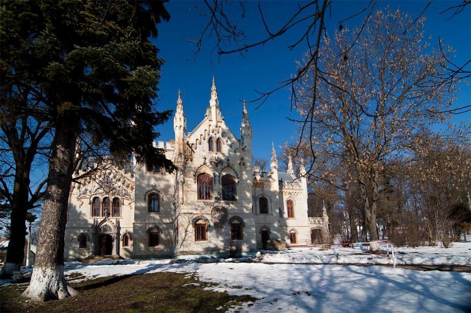 <p>Castelul Miclăușeni</p>